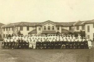 1955(昭和30)年 第1回卒業生